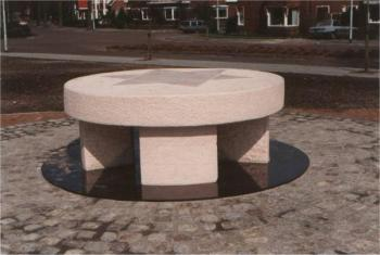 Jeruzalem steen Joods monument