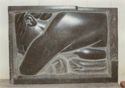 Marian-1981-Eigen collectie-hardsteen